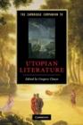 Image for The Cambridge companion to utopian literature