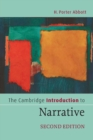 Image for The Cambridge introduction to narrative