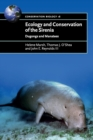 Image for Ecology and conservation of the Sirenia  : dugongs and manatees