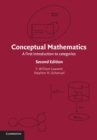 Image for Conceptual mathematics  : a first introduction to categories