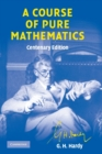 Image for A course of pure mathematics