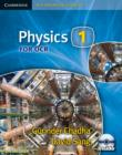 Image for Physics 1 for OCR : Physics 1 for OCR Student's Book with CD-ROM