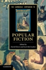Image for The Cambridge companion to popular fiction