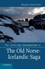 Image for The Cambridge introduction to the old Norse-Icelandic saga
