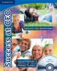 Image for Success at CEC Self-study Student's Book with Audio CD French Edition