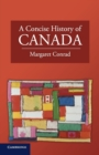 Image for A concise history of Canada