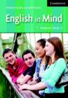 Image for English in Mind 2 Student's Book