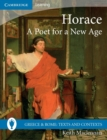 Image for Horace  : a poet for a new age