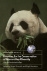 Image for Priorities for the conservation of mammalian diversity  : has the panda had its day?