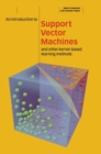 Image for An introduction to support vector machines  : and other kernel-based learning methods