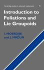 Image for Introduction to Foliations and Lie Groupoids