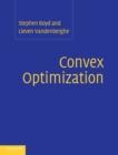 Image for Convex optimization