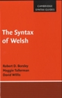 Image for The syntax of Welsh