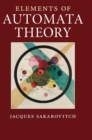 Image for Elements of automata theory