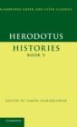 Image for HistoriesBook V