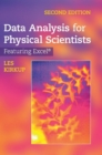 Image for Data analysis for physical scientists  : featuring Excel