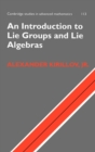 Image for Introduction to Lie groups and Lie algebras