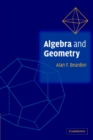 Image for Algebra and geometry