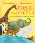 Image for Don't let them disappear