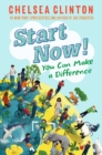 Image for Start now!  : you can make a difference