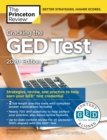 Image for Cracking the GED Test with 2 Practice Tests : 2020 Edition