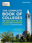 Image for The Complete Book of Colleges, 2020 Edition : The Mega-Guide to 1,366 Colleges and Universities