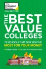 Image for The Best Value Colleges, 2020 Edition : 75 Schools that Give You the Most for Your Money