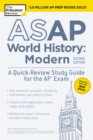 Image for ASAP World History: Modern : A Quick-Review Study Guide for the AP Exam