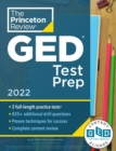 Image for Princeton Review GED Test Prep, 2022 : Practice Tests + Review and Techniques + Online Features