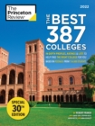 Image for The Best 387 Colleges, 2022 : In-Depth Profiles and Ranking Lists to Help Find the Right College For You