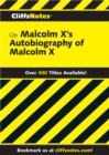 Image for CliffsNotes on Malcolm X's The Autobiography of Malcolm X