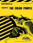 Image for CliffsNotes on Walker's The Color Purple
