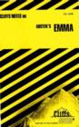 Image for CliffsNotes on Austen's Emma