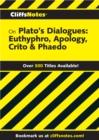 Image for CliffsNotes on Plato's Dialogues: Euthyphro, Apology, Crito & Phaedo