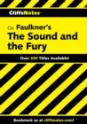 Image for CliffsNotes on Faulkner's The Sound and the Fury