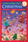Image for Scholastic Reader Level 1: Can You See What I See? Christmas : Read-and-Seek