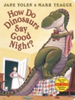 Image for How Do Dinosaurs Say Good Night? Board Book