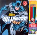 Image for Draw the DC Universe 6-Pk