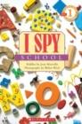 Image for Scholastic Reader Level 1: I Spy School