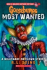 Image for A Nightmare on Clown Street (Goosebumps Most Wanted #7)
