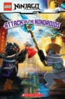 Image for Attack of the Nindroids (LEGO Ninjago: Reader)
