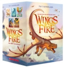 Image for Wings of Fire Boxset, Books 1-5 (Wings of Fire)