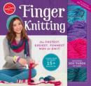Image for Finger Knitting