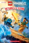 Image for Return of the Djinn (LEGO Ninjago: Reader)