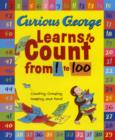 Image for Curious George learns to count from 1 to 100