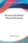 Image for THE SECRET OF HAMLET, PRINCE OF DENMARK