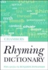 Image for Chambers rhyming dictionary