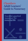 Image for Chambers adult learners' guide to numeracy