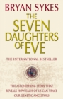 Image for The seven daughters of Eve