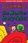 Image for The monster story-teller